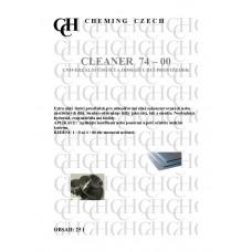 Cleaner 74 -00 25 l