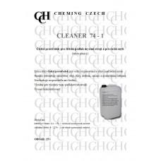 Cleaner 74-1 25 l