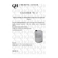 Cleaner 74-2  25 l