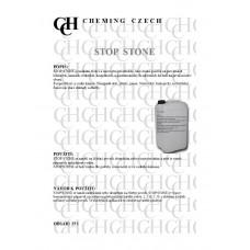 Stop stone  25 l